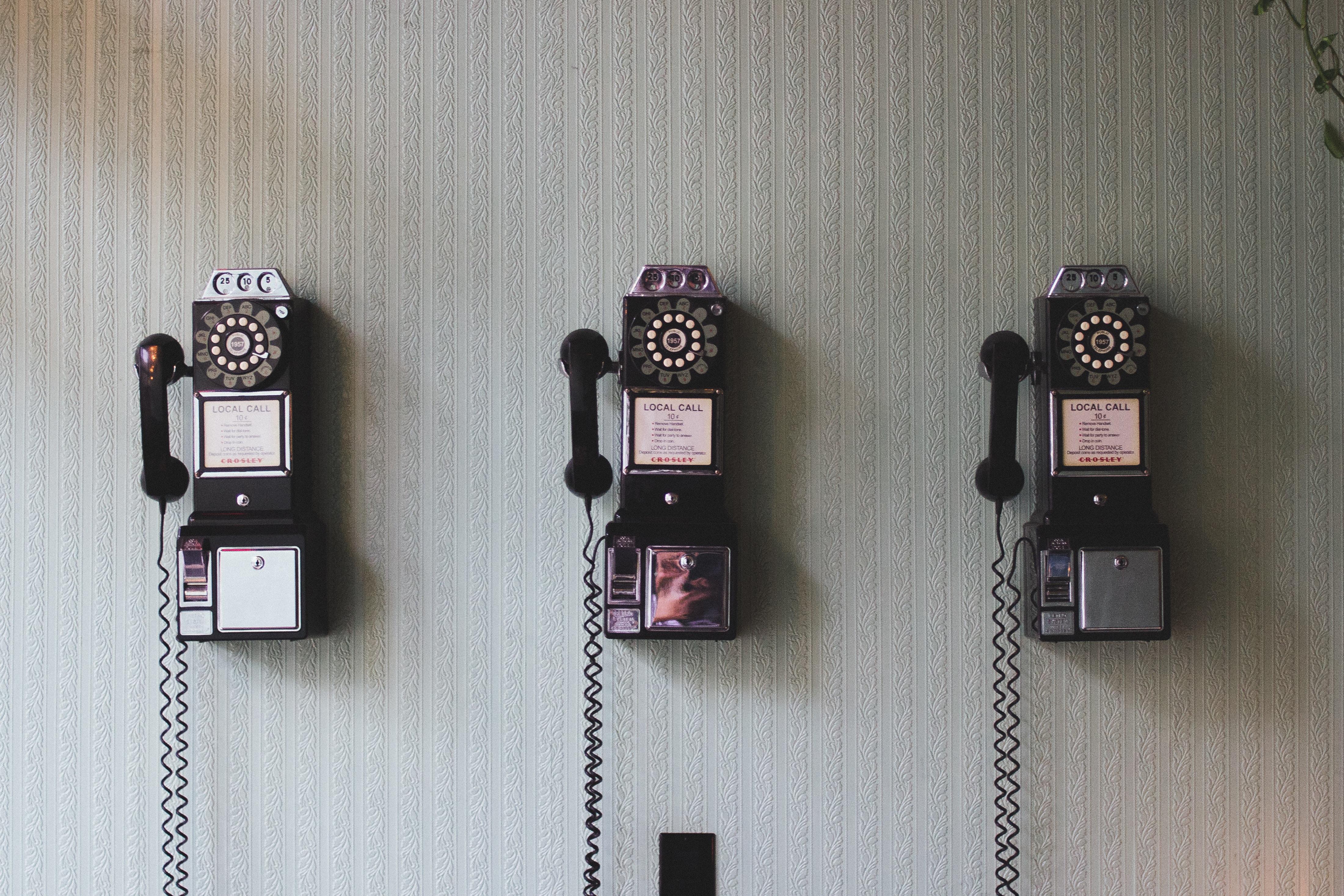 Cursos de Telefonia
